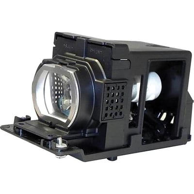 EREPLACEMENT TLPLW11-ER Replacement Front Projector Lamp for Toshiba X2000, 210 W