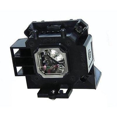 NEC NP07LP Replacement Lamp for NP400, NP500 and NP600 Projectors, 210 W