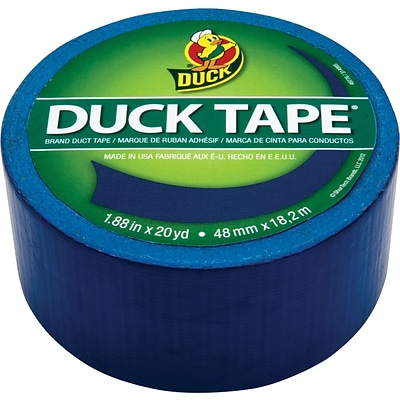 Duck Tape® Brand Colored Duct Tape, Blue