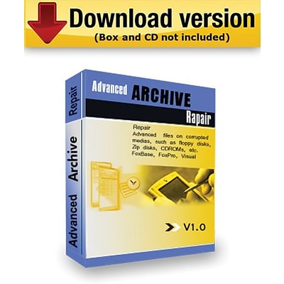 Advanced Archive Repair (Downloac Version)