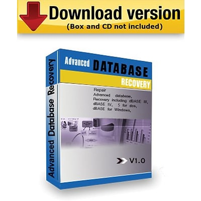 Advanced Database Recovery (Download Version)