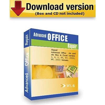 Advanced Office Repair (Download Version)