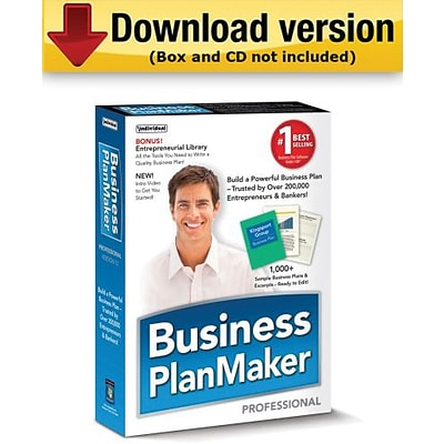 Business PlanMaker Professional 12 (Download Version)
