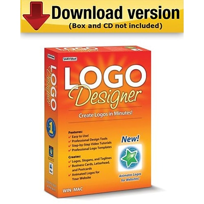 Individual Software Logo Designer (Download Version)