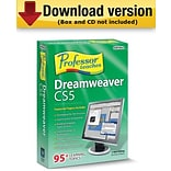 Professor Teaches DreamWeaver CS5 (D/L)
