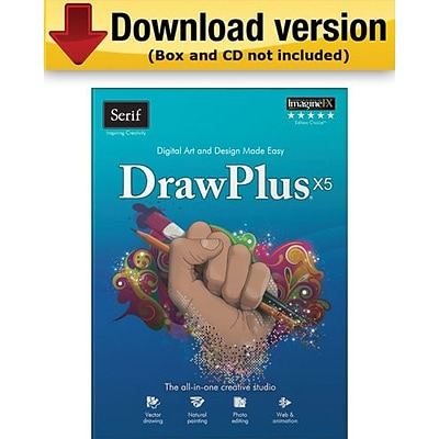 Serif DrawPlus X5 for Windows (1-User) [Download]