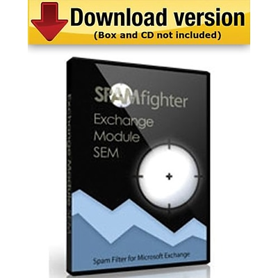 SPAMfighter Exchange Module - 10 users (Download Version)