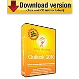 Total Training for Microsoft Outlook 2010 for Windows (1-User) [Download]