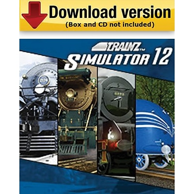 Trainz Simulator 12 Special Edition for Windows (1-User) [Download]