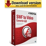 Moyea SWF to Video Converter Pro for Windows (1-User) [Download]