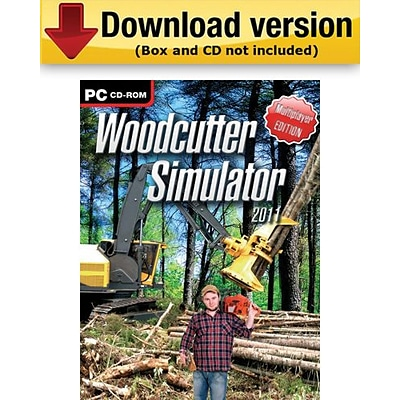 Woodcutter Simulator 2011 for Windows (1-User) [Download]