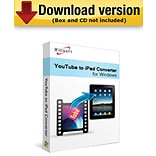 Xilisoft YouTube to iPad Converter for Windows (1-User) [Download]