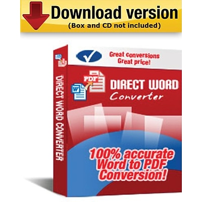 Direct Word Converter (Download Version)