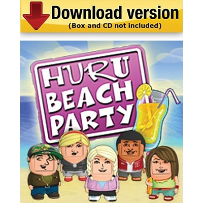 Huru Beach Party for Windows (1-5 User) [Download]