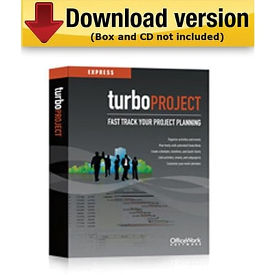 TurboProject Express (Download Version)