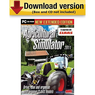 Agricultural Simulator 2011 Extended Edition for Windows (1-User) [Download]