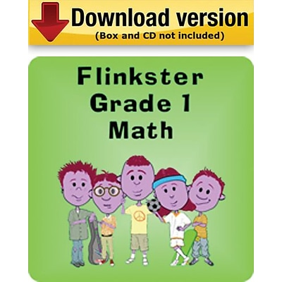 Flinkster Grade 1 Math for Windows (1-User) [Download]