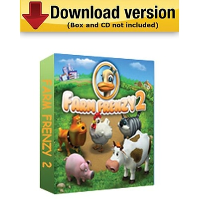 Farm Frenzy 2 for Windows (1-5 User) [Download]