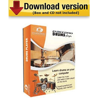 DAccord Drums Player for Windows (1 - User) [Download]
