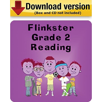 Flinkster Grade 2 Reading for Windows (1-User) [Download]
