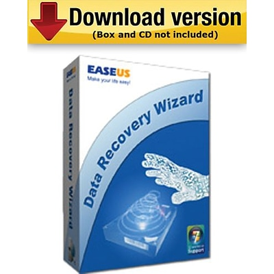 EASEUS Data Recovery Wizard Professional Unlimited License (Download Version)