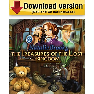 Natalie Brooks - The Treasures of the Lost Kingdom for Windows (1-5 User) [Download]