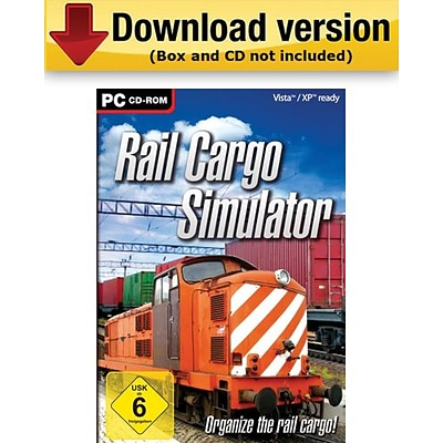 Rail Cargo Simulator for Windows (1-User) [Download]
