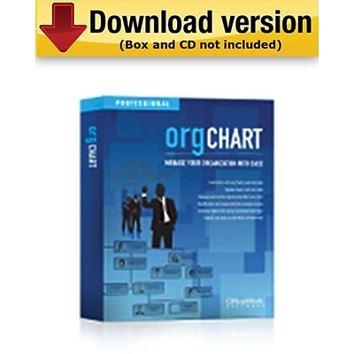 OrgChart Professional 500 (Download Version)