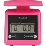 Brecknell 7lb. Pink Postal Scale