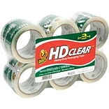 High-Performance Acrylic Tape; 3 Core, 55Yds, 6/Pk
