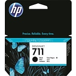 HP 711 Black Ink Cartridge (CZ129A); 38ml