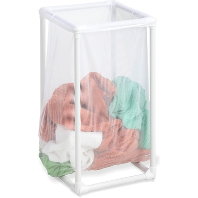 Honey Can Do 1 Bag Mesh Laundry Hamper