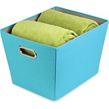 Honey Can Do Decorative Storage Bin, Medium