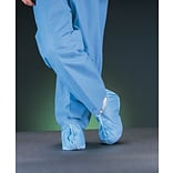 Medline Non-skid Multi-layer Shoe Covers, Blue, 200/Pack