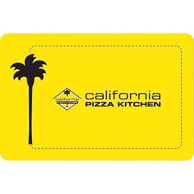 California Pizza Kitchen Gift Card $25