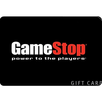Gamestop Gift Card $25
