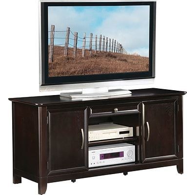 OSP Designs 54 Claremont TV Stand, Espresso