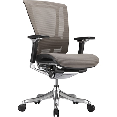 Raynor nefil Pro Smart Motion Mesh Managers Chair, 3D Gray