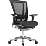 nefil Pro Smart Motion Mid-Back Mesh Managers Chair; Black