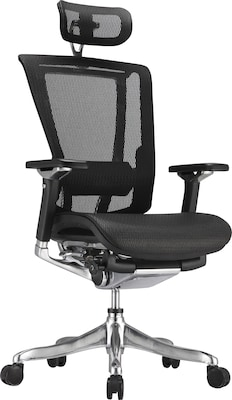 nefil Pro Smart Motion Mesh Managers Chair Adjustable Arms