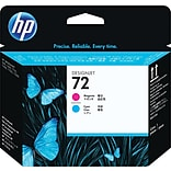 HP 72 (C9383A) Magenta and Cyan Printhead Dual Pack