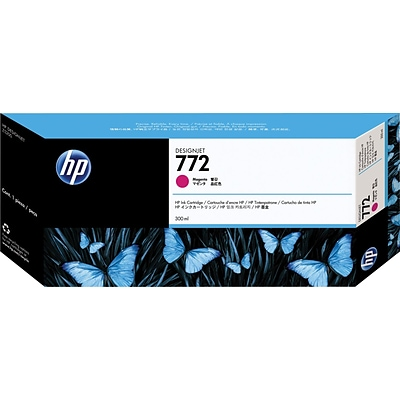 HP 772 (CN629A) Magenta Extra High-Yield Inkjet Cartridge