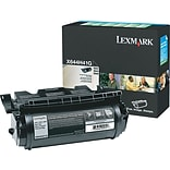 Lexmark Toner Cartridge, X644H41G, High Yield, Black