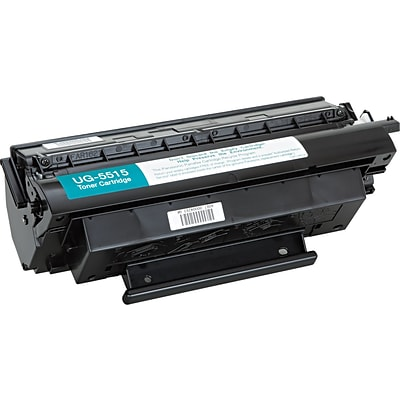 Panasonic® Black Toner Cartridge; UG5515