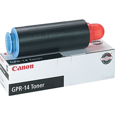 Canon® GPR-14 (2447B003AA) Black High-Yield Toner Cartridge