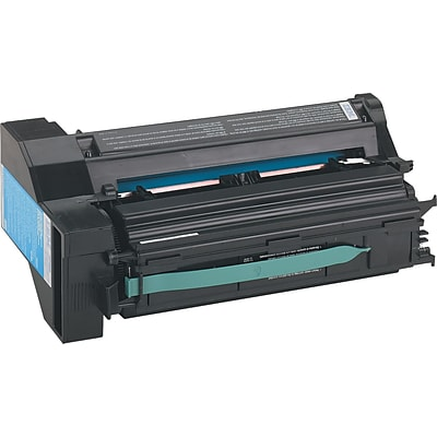 InfoPrint 75P4056 Cyan Toner Cartridge, High Yield