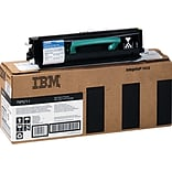 InfoPrint Black Toner Cartridge (75P5711); High Yield