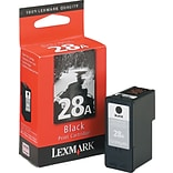 Lexmark 28A Black Ink Cartridge (18C1528)