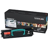Lexmark E250/E350 Black Toner Cartridge (E250A21A); Low Yield