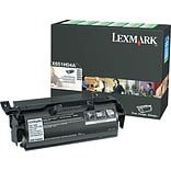 Lexmark X651H04A Black Toner Cartridge, High Yield
